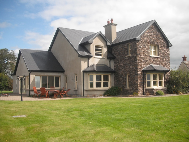 Dormer house plans designs ireland home design and style for Irish farmhouse plans