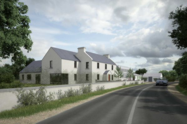 Modern Farmhouse Design - Openplan Architectural Design Tralee ...